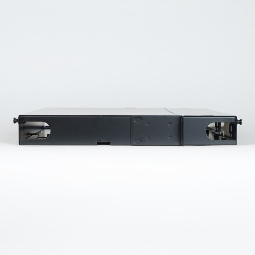Fiber Optic Rack Mount Enclosure 4 Panel 1 RMS Side