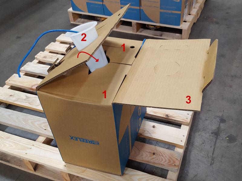 Reelex Box