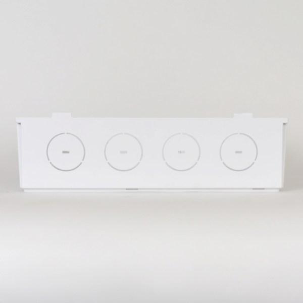 14-inch Plastic Wiring Enclosure Top ICRESDP14E