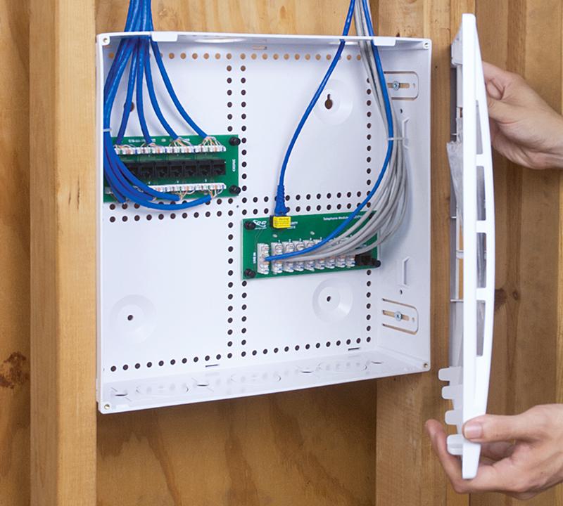 14 inch Residential Wiring Enclosure Model W