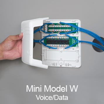 Mini Model W - Voice and Data
