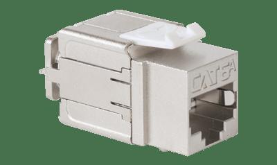 CAT6A FTP HD Keystone Connector