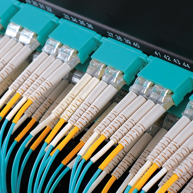 LC-LC Fiber Optic Patch Cords