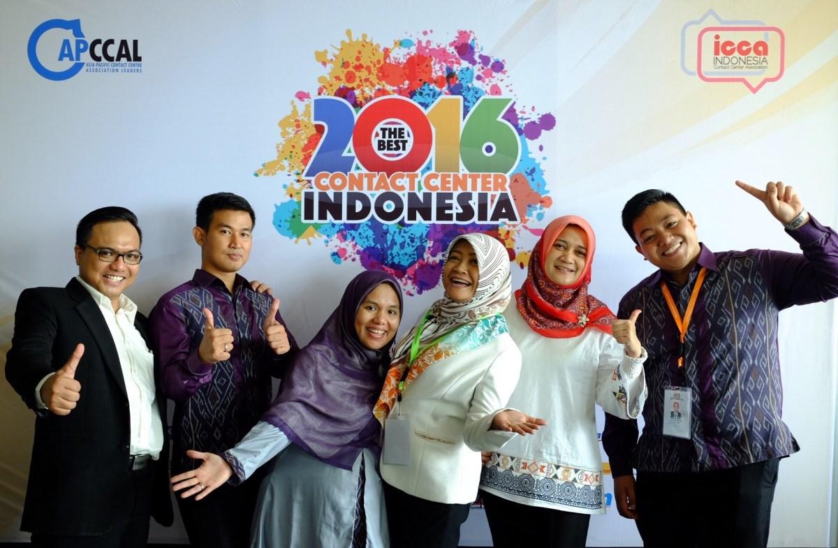 Semarak The Best Contact Center Indonesia 2016