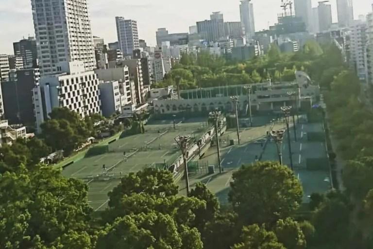 【西区 靱本町】靱公園てシャボン玉で遊ぶイベントが開催されます