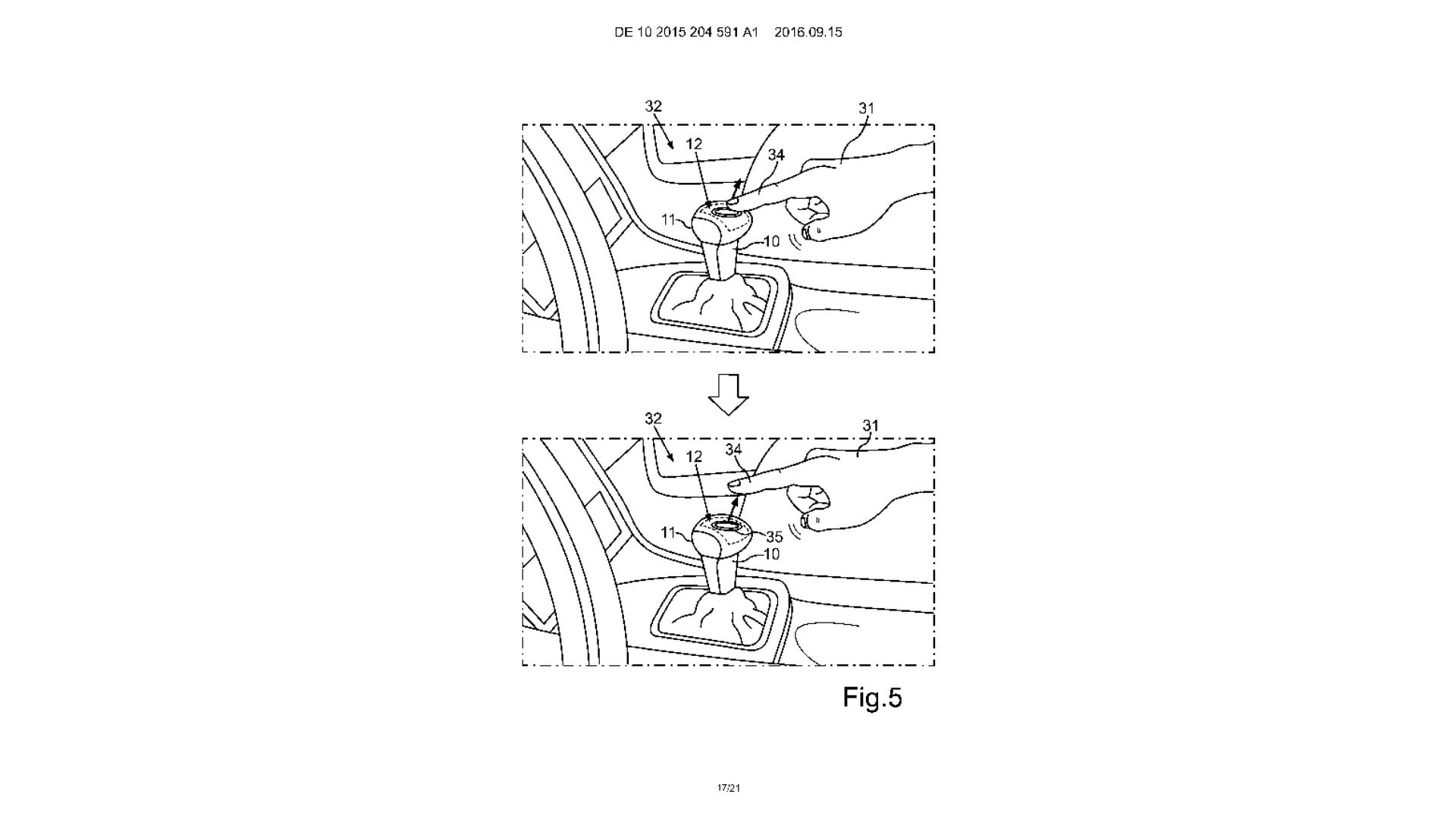 Vw patents self driving tech with simultaneous manual control from driver