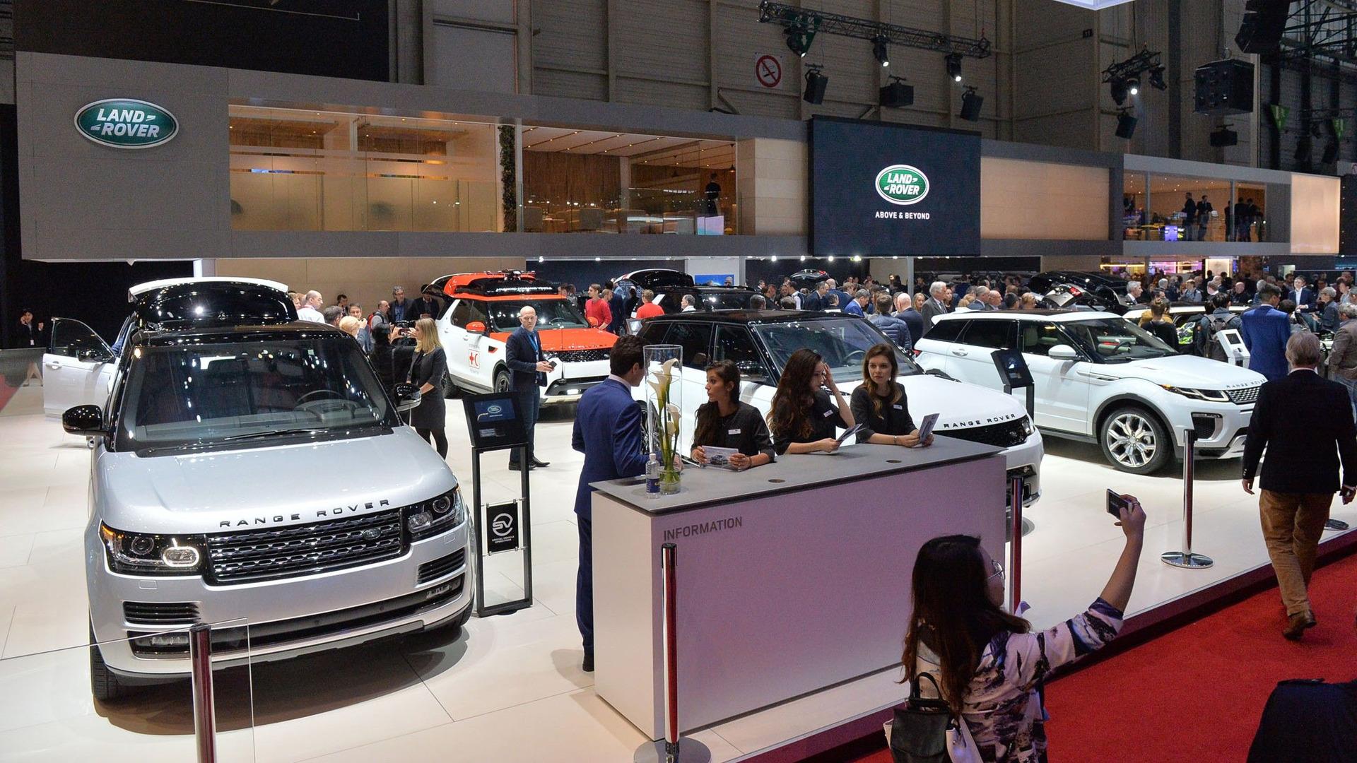 100 [ Range Rover Velar Launched At The Design Museum Jaguar Land