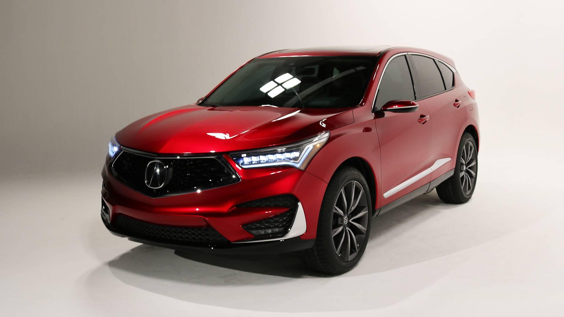 Rdx Prototype Acura 2015