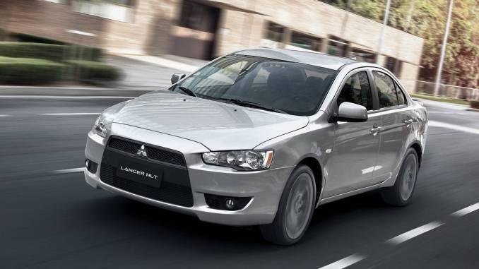 Mitsubishi Lancer 2019