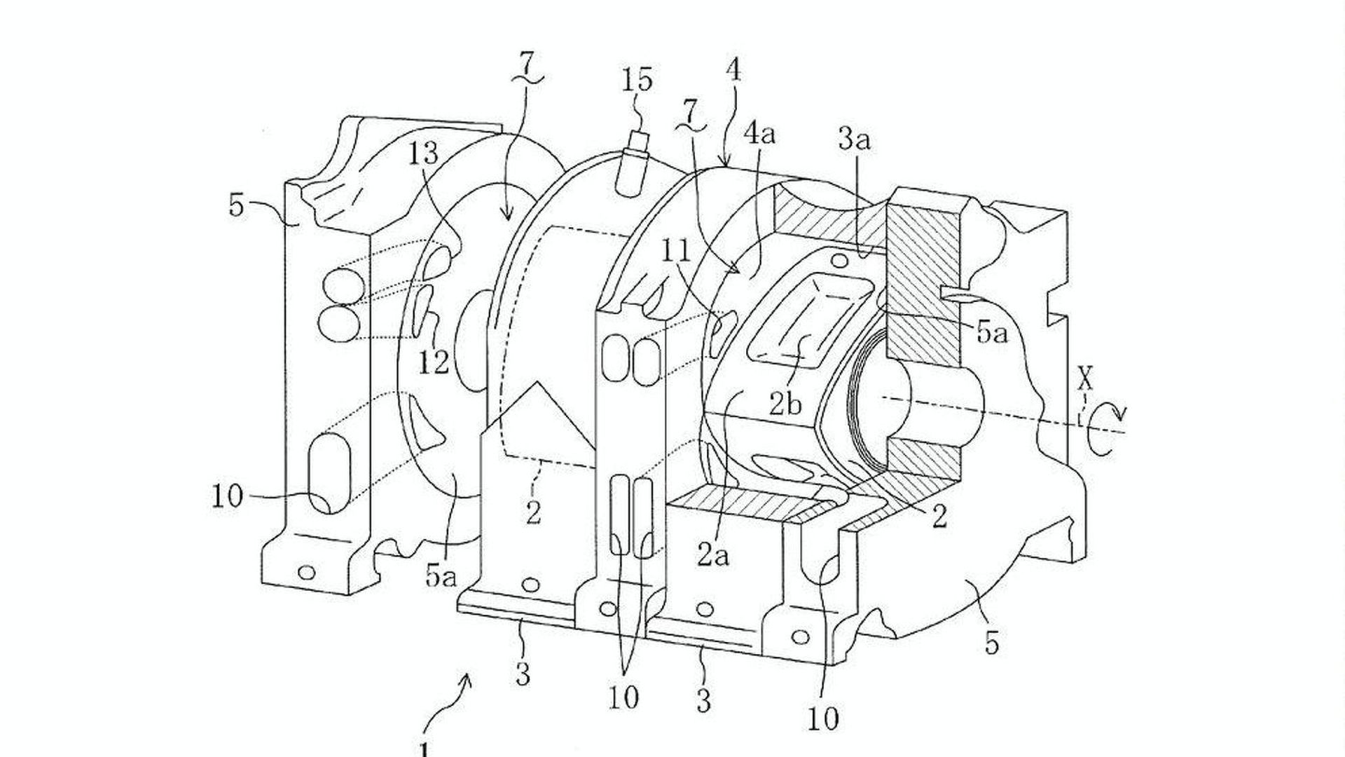 Rotary Rotary Engine Diagram