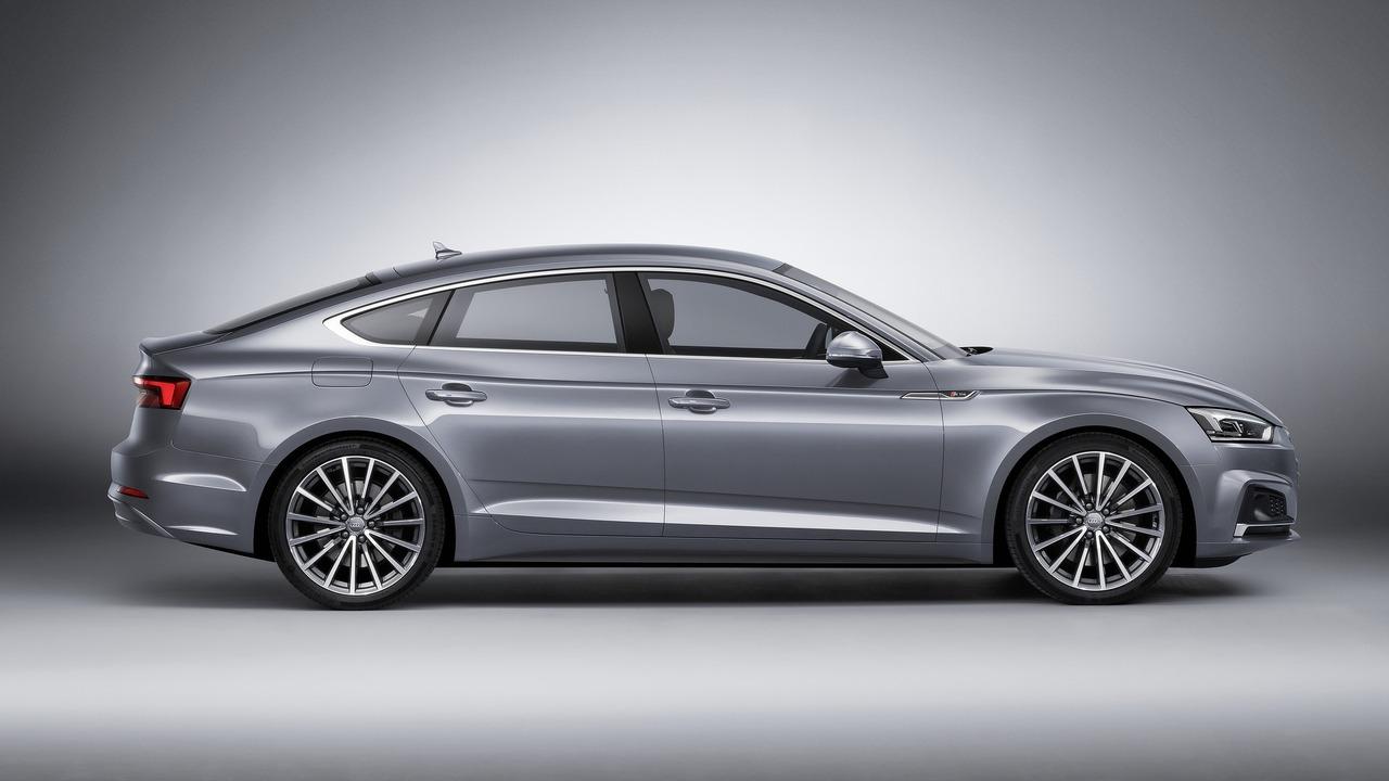 Haber Yeni Audi A5 Sportback Paris Otomobil Fuari öncesinde Kendini