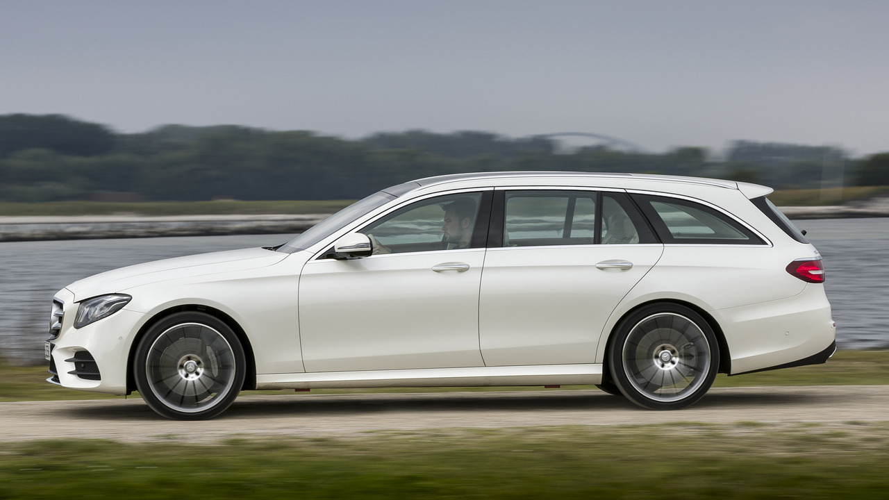 Review 2017 Mercedes Benz E400 Wagon