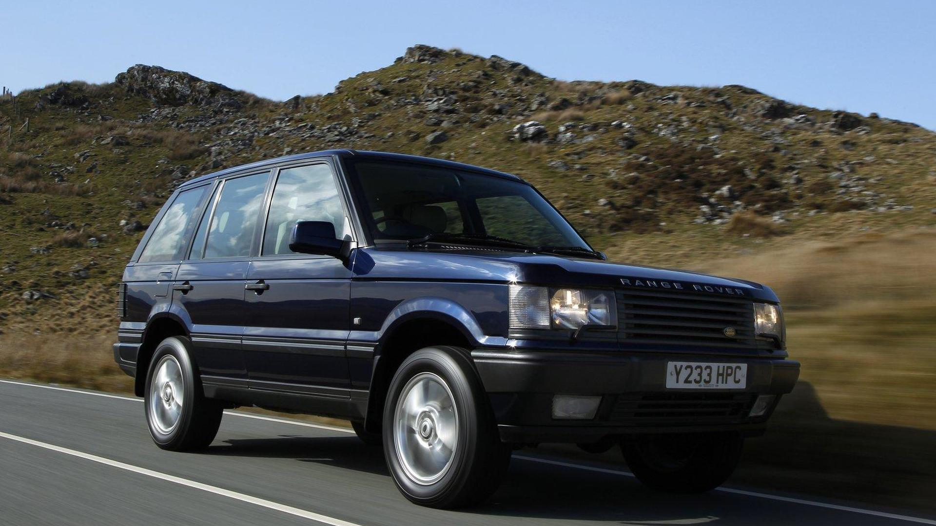 Land Rover considered a V12 Range Rover report