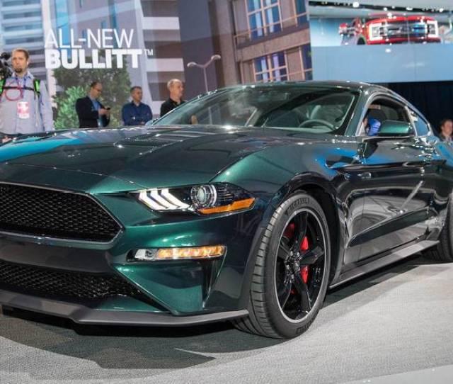 Mustang Bullitt Rims For Sale  Ford Mustang Bullitt Takes To The Streets In