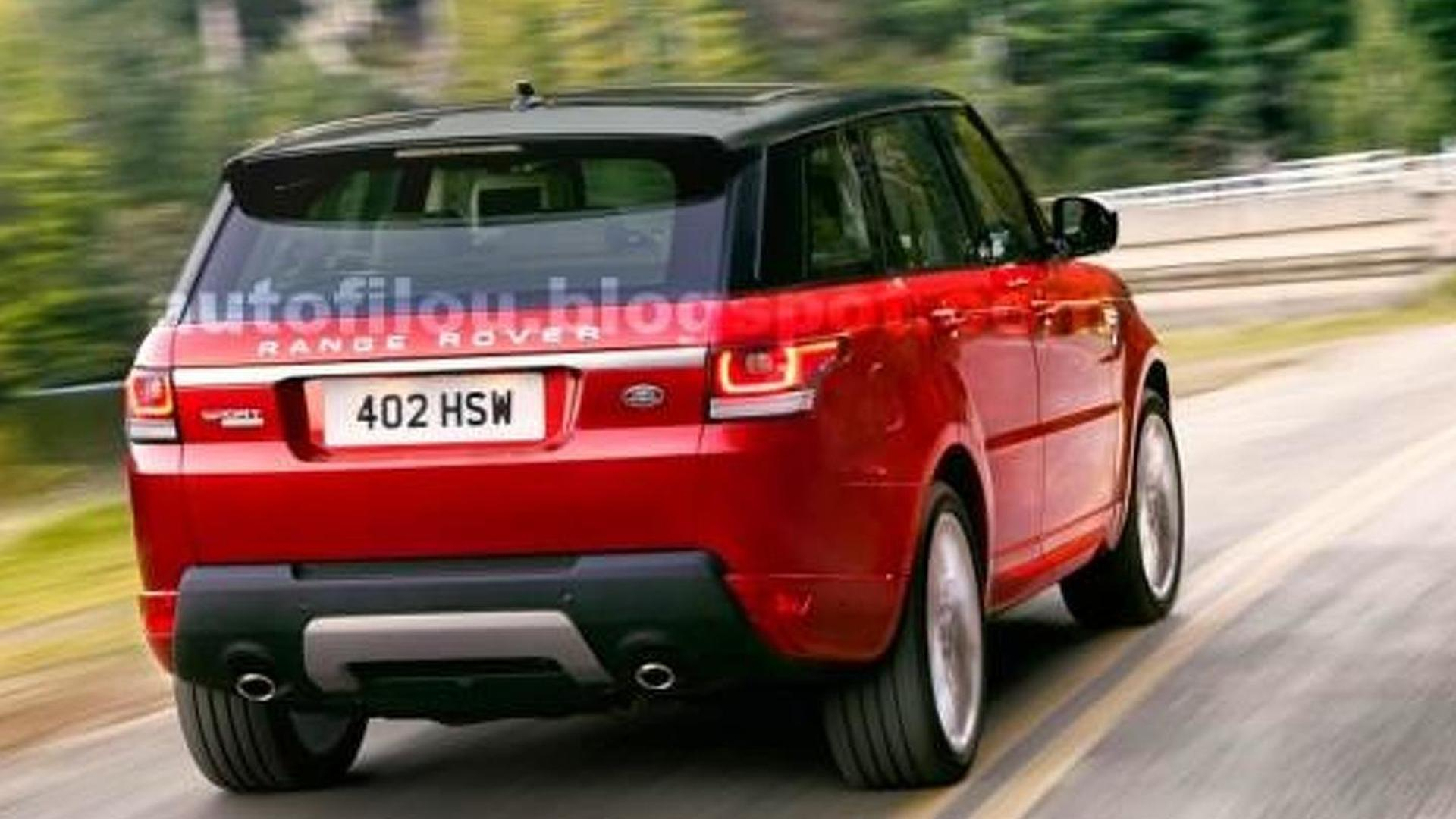 2014 Range Rover Sport priced from 51 500 GBP