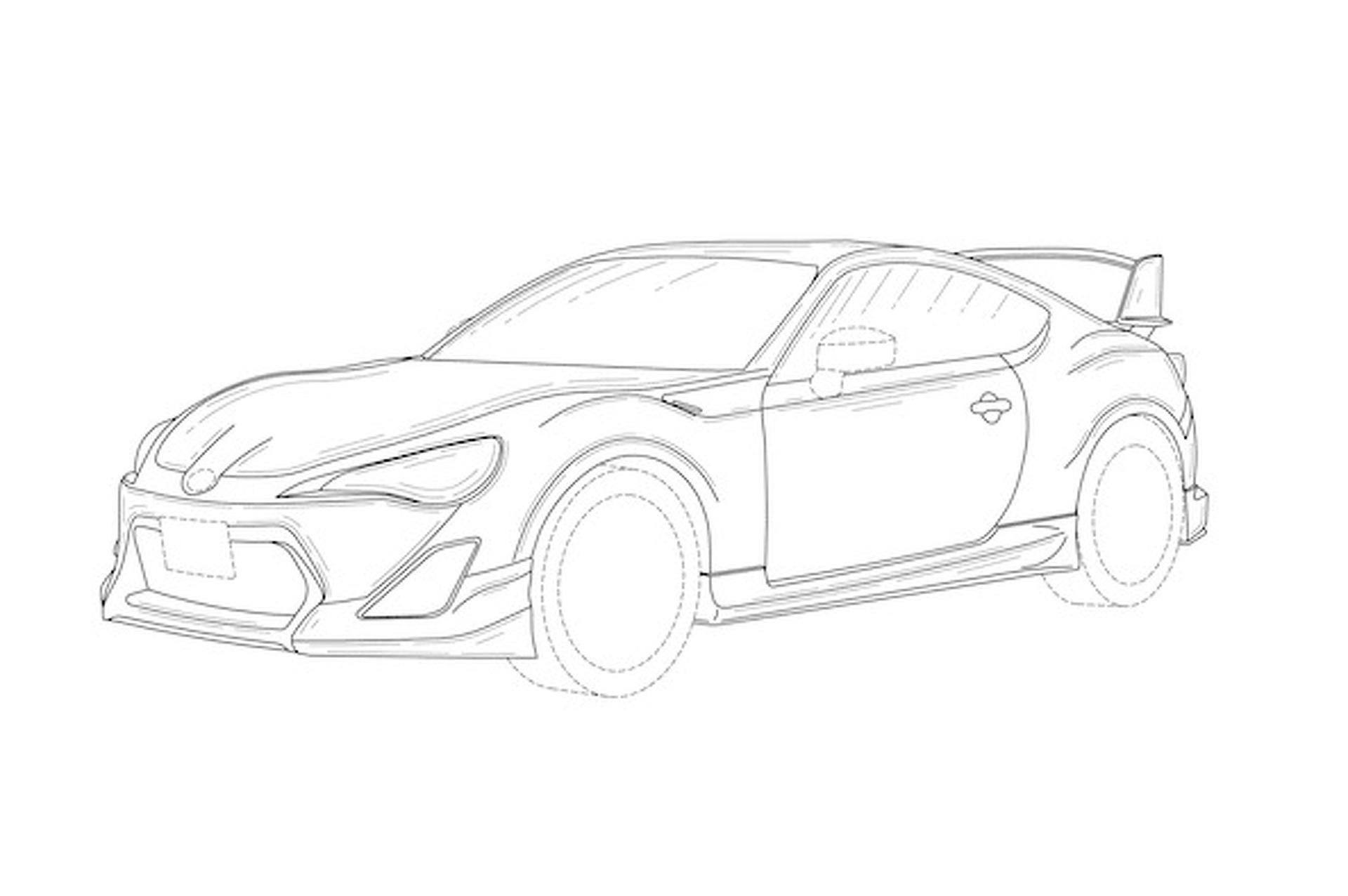 Toyota Supra Car