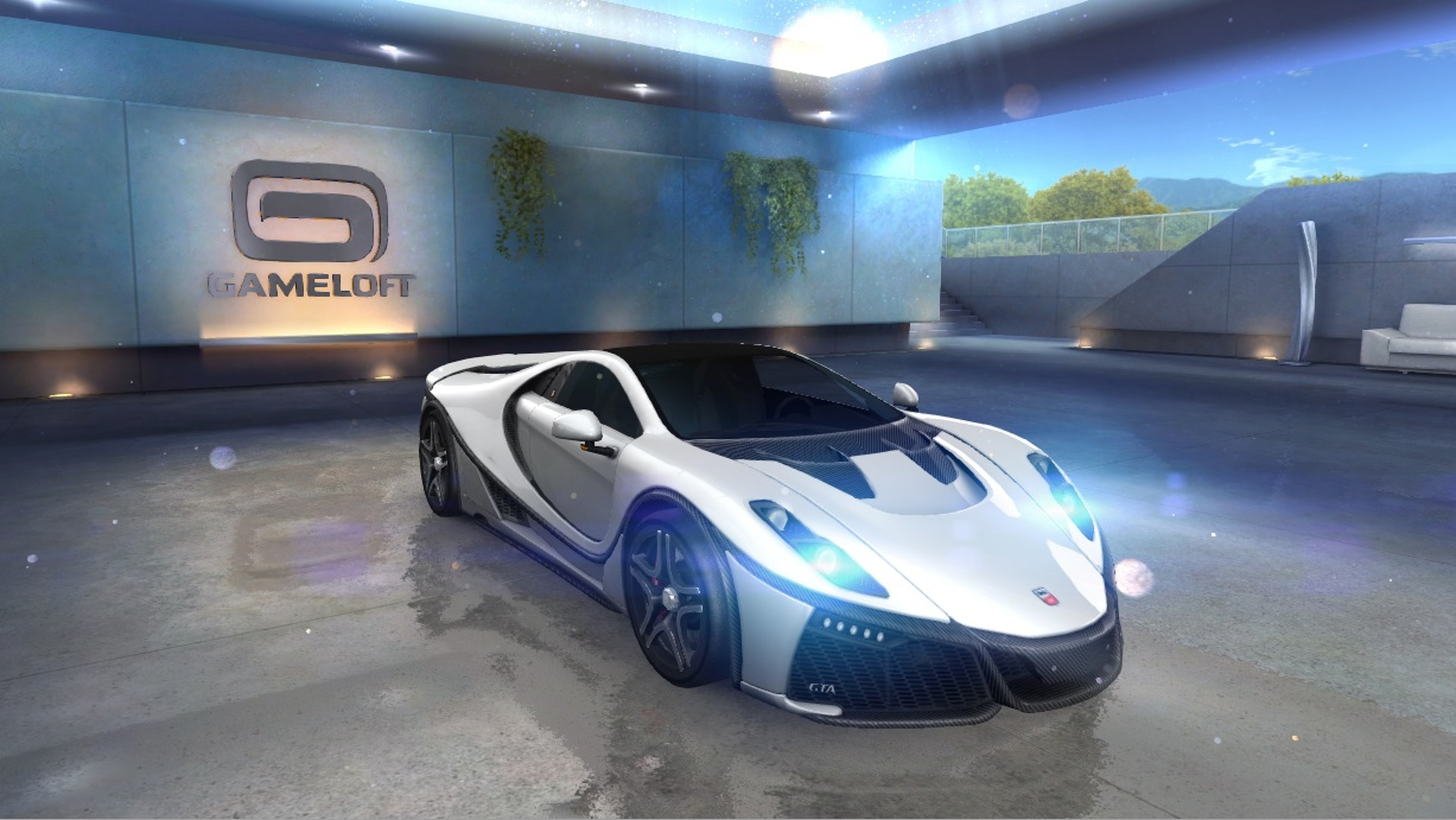 New Gta Spano Now Available In Asphalt 8 Airborne
