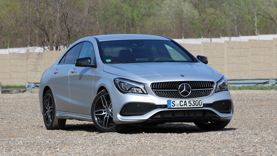 2017 Mercedes Benz CLA250 First Drive Your First Luxury Sedan