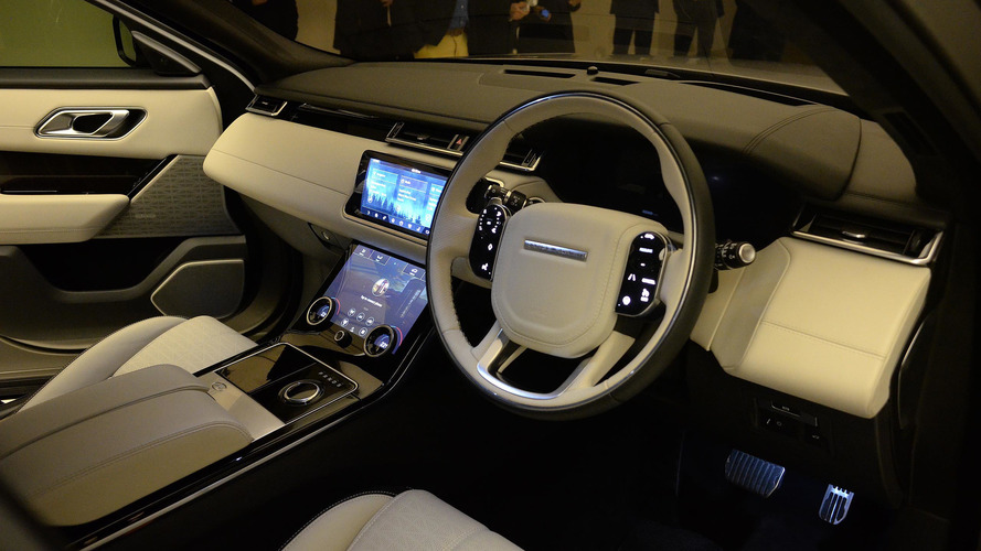 Range Rover Velar Coupe SUV Arrives This Summer Starts At