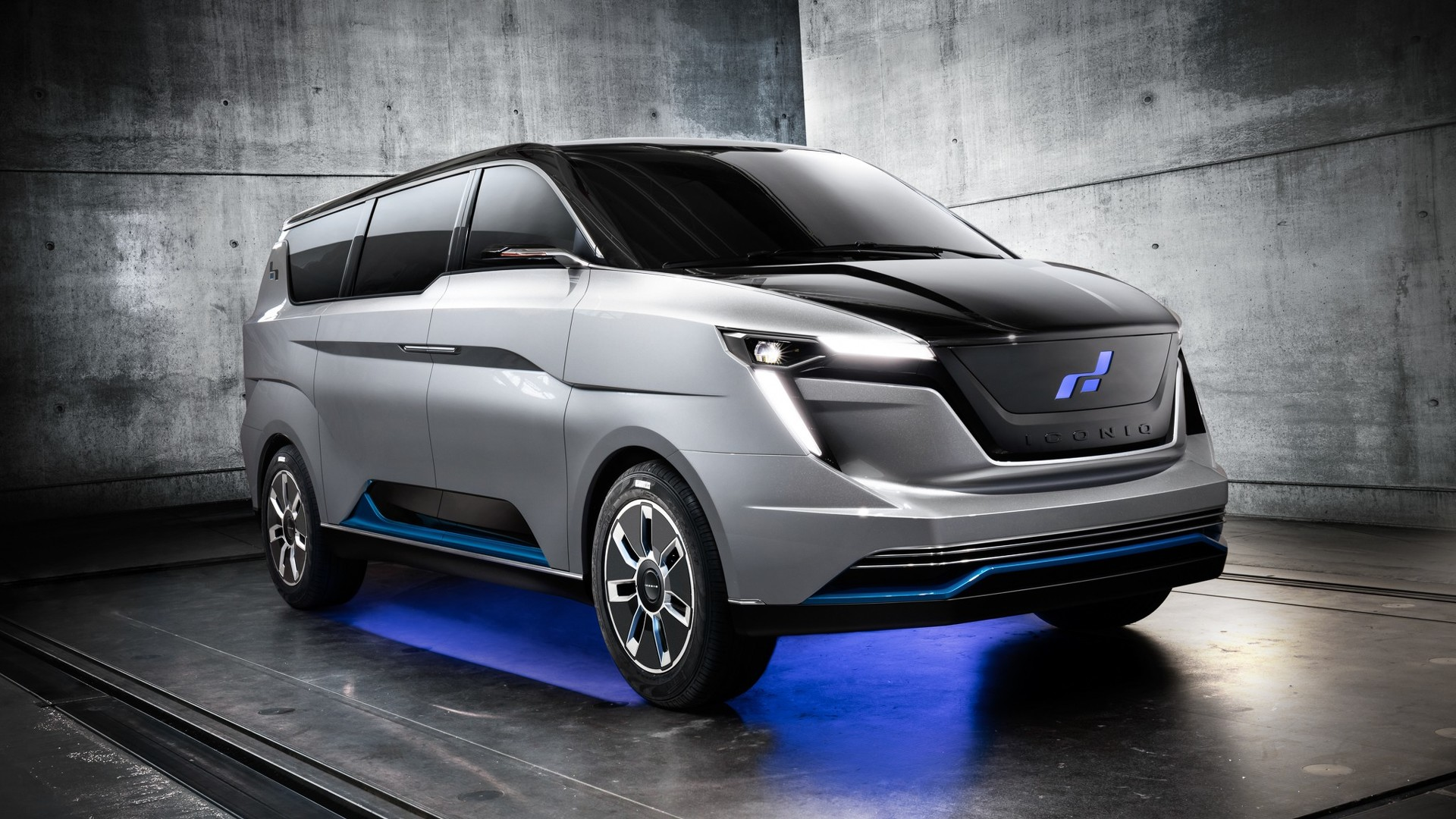 W Motors Debuting Design Of Iconiq Seven Electric Vehicle