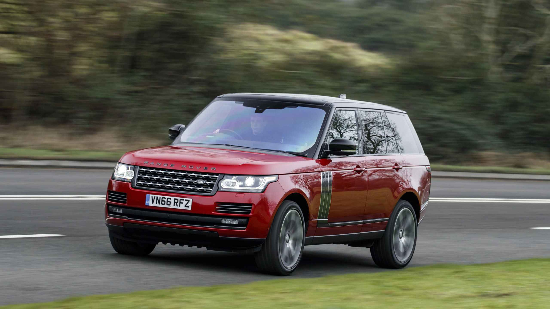 2017 Range Rover Review