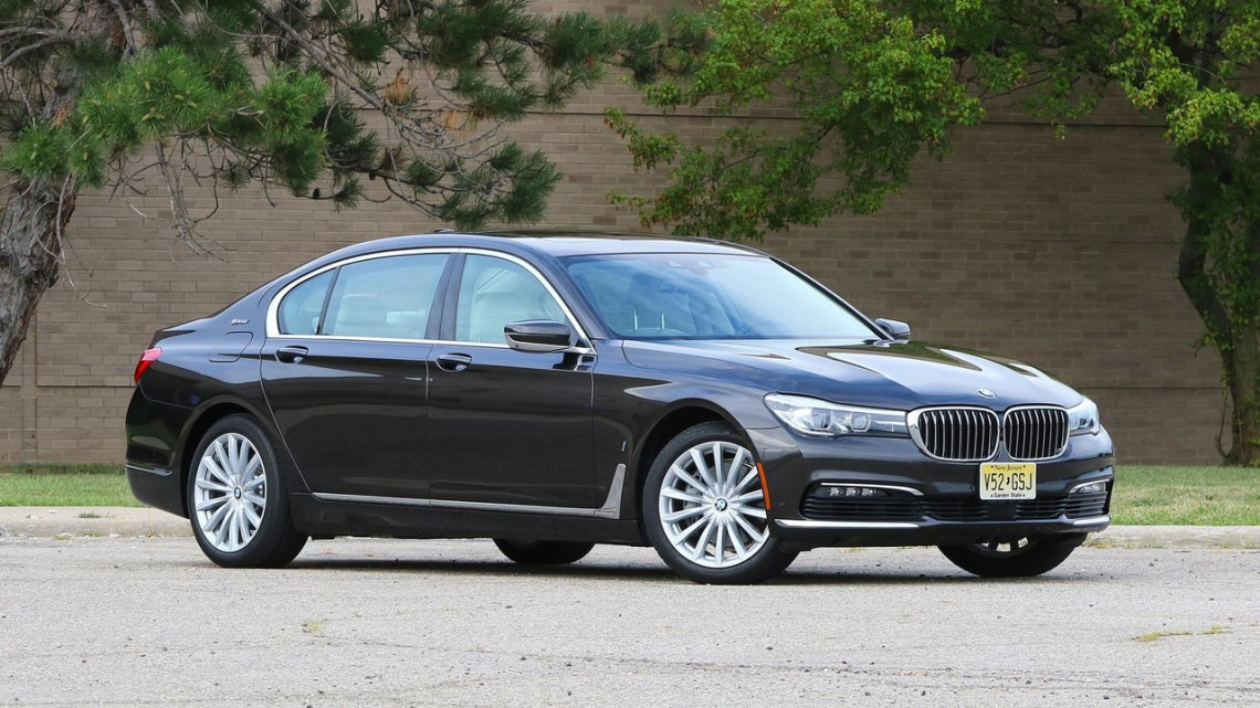 refreshed bmw 7 series production starting in march 2019