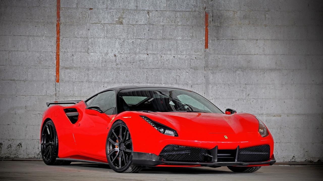 Tuner S 900 Hp Ferrari 488 Gtb Looks Devilish