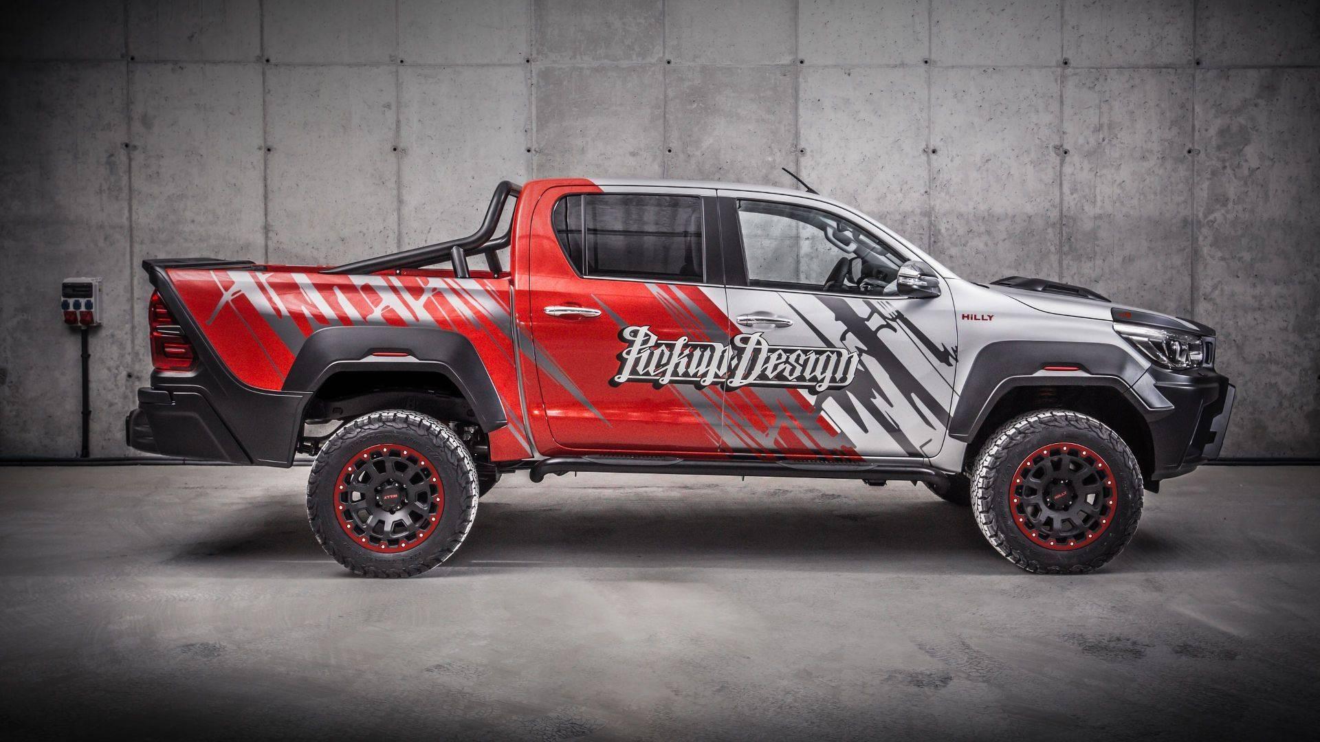 มาชม Toyota Hilux Carlex Design และ Toyota Gr Hv Sports