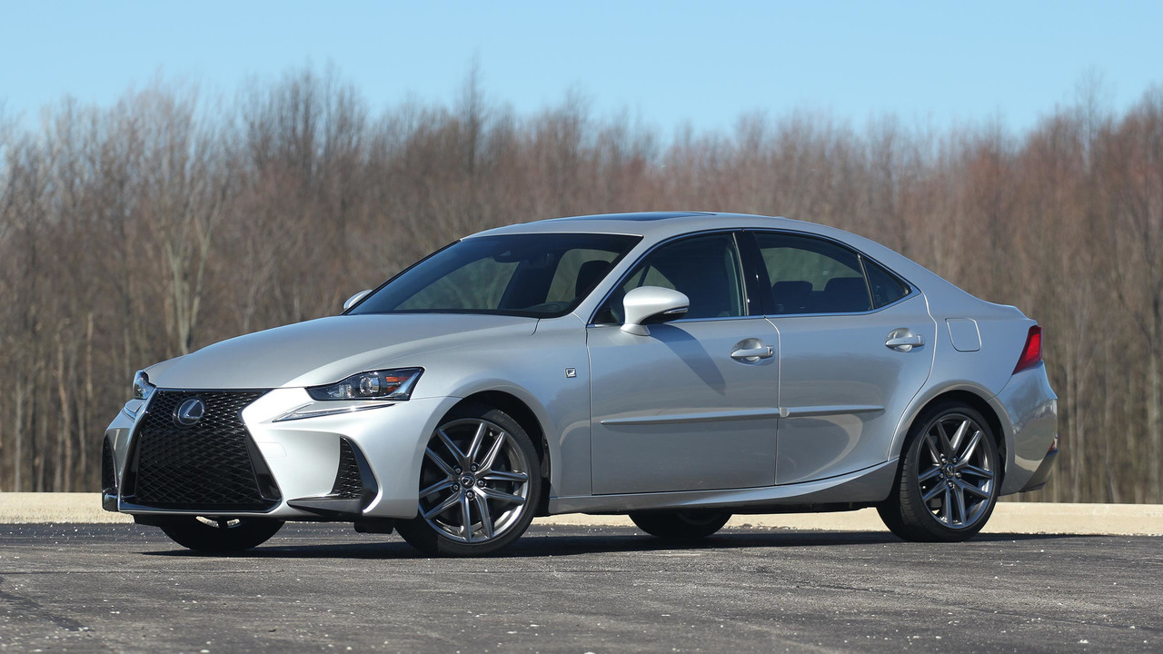 2017 Lexus Is 200t Review Sharper Image
