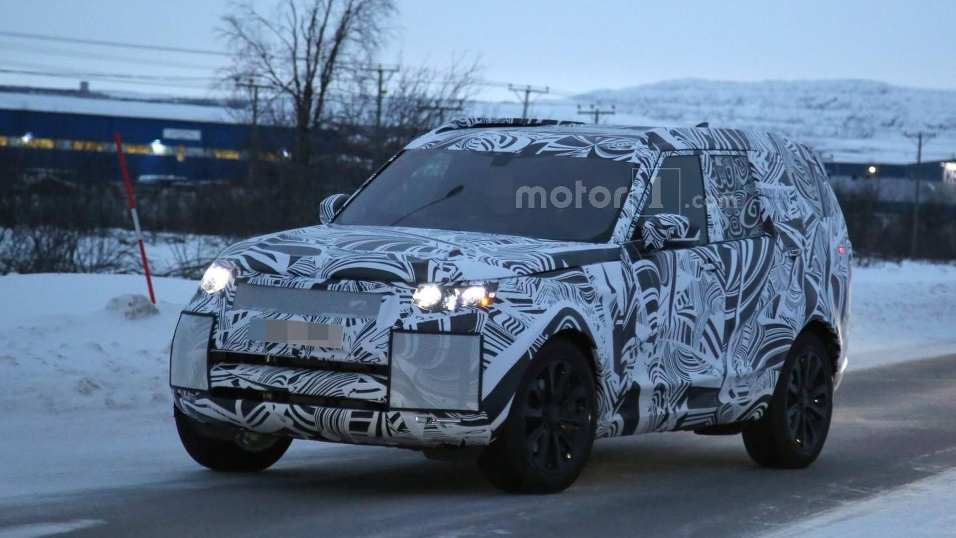 Land Rover Discovery 4 Italia