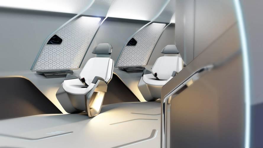 BMW Hyperloop Interior Prototype