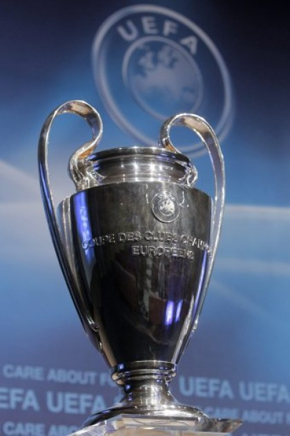 UEFA announce revamped Champions League