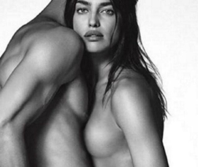 Ex Ronaldo Wag Irina Shayk Nude Superb Model Posts Her Hottest Instagram Shot Of All Time