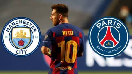 Man City Get Lionel Messi Transfer Edge Over PSG
