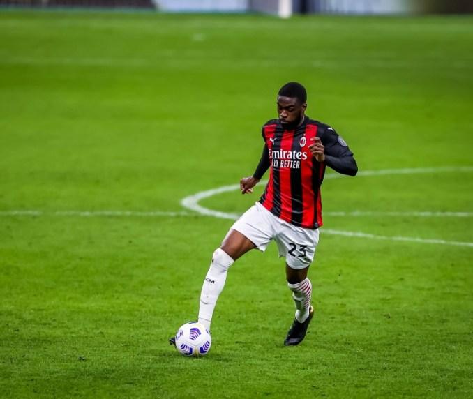 AC Milan Fikayo Tomori
