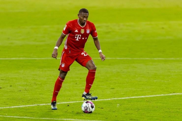 David Alaba  Man United Varane transfer boost as Alaba joins Real Madrid Alaba Alaba Alaba