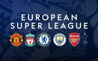Real Madrid rival Manchester United for potential £50million transfer super league arsenal chelsea man city man utd liverpool tottenham 320x201