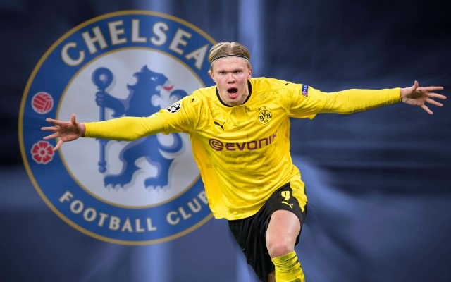 Erling Haaland transfer to Chelsea would be a game-changer