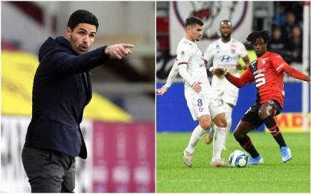 Arsenal transfer news: Aouar and Lokonga deals close