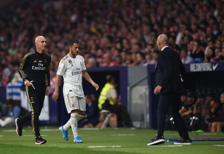 Report - Former Chelsea player 'could leave Real Madrid in ...