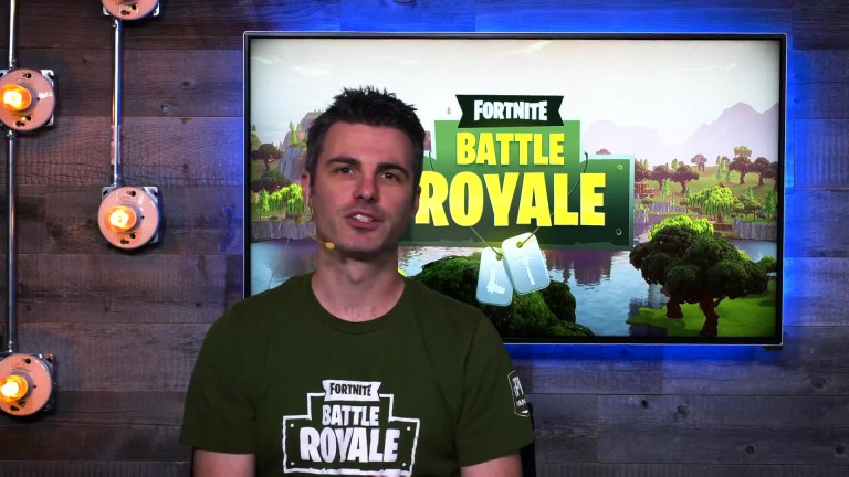 Fortnite: Update for Battle Royale mode featured in the video
