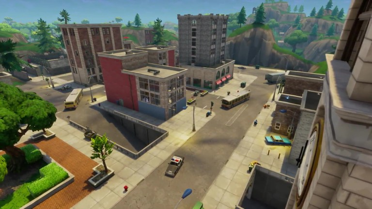 Fortnite: Trailer for the new update of the Battle Royale Map