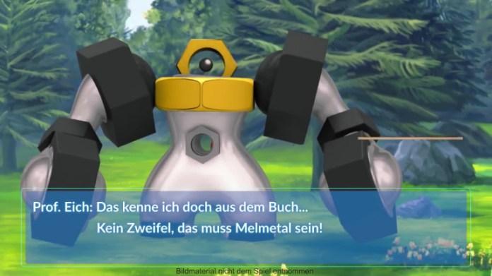 Pokémon GO: ¡Meltan puede desarrollarse en Melmetal!