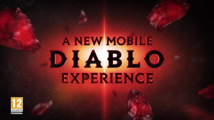 Diablo Immortal: First gameplay trailer for the mobile offshoot