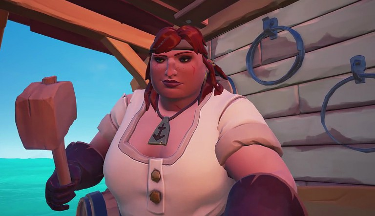 Sea of Thieves: Developer video for the story of the pirate MMO