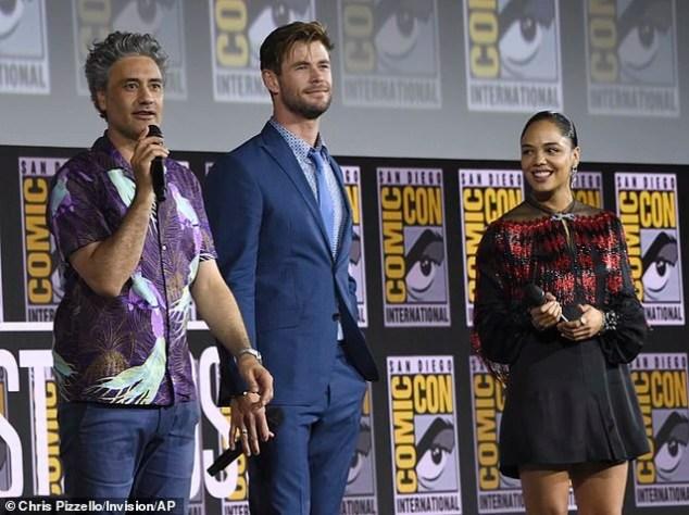 Natalie Portman sẽ vào vai Thần Sấm Thor - 6