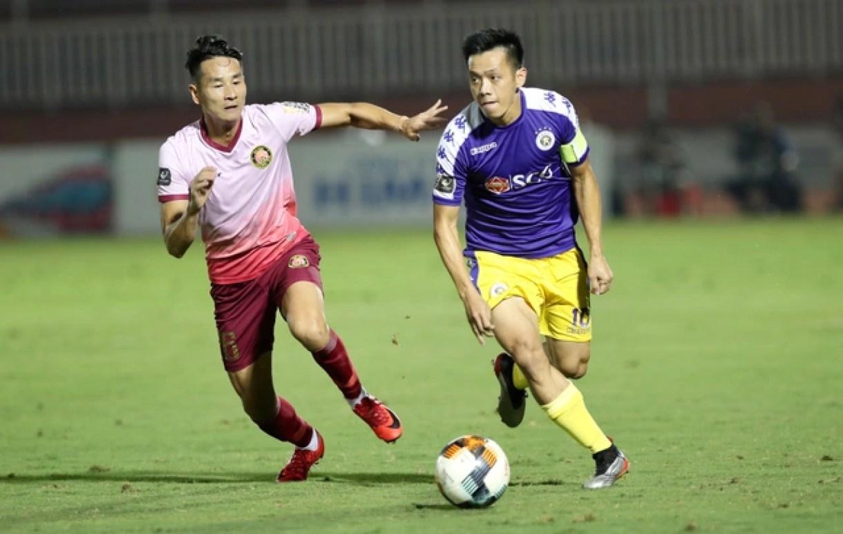 Quang Hải ghi bàn, CLB Hà Nội thắng đậm Sài Gòn FC - 3