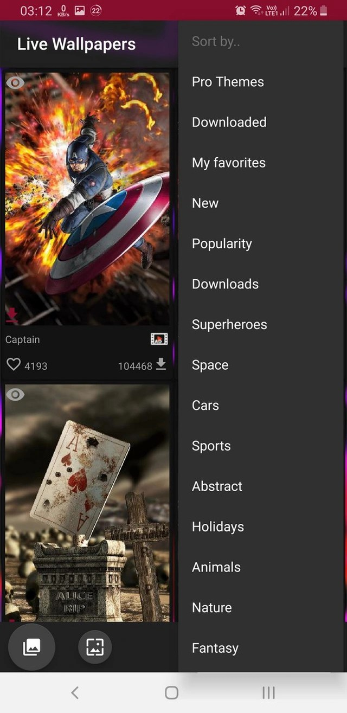 Bộ sưu tập hình nền 3D với hiệu ứng thay đổi góc nhìn cực đẹp mắt dành cho smartphone - 3