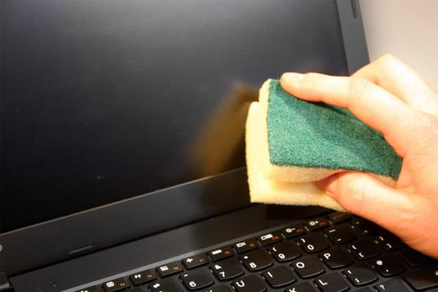 How to Clean a Laptop Screen  Digital Trends