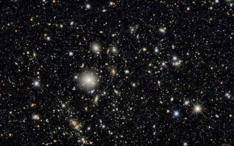 Enormous sky survey creates the most accurate map yet of universe's dark matter